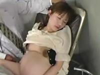 若妻妊婦が産婦人科医師に膣内を犯された中出しレイプ