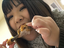 ぽちゃ可愛いデブ女子と変態デート!ムチムチの膣肉から溢れるマン汁