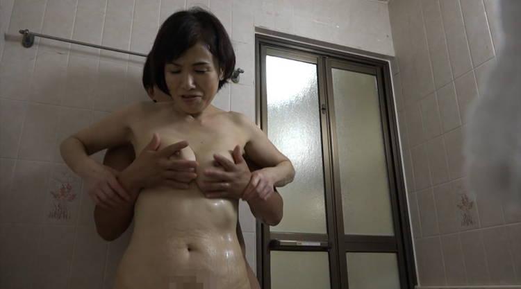 おばあちゃんとセックス-3