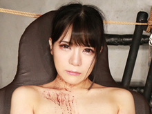ハードSM動画 傷跡が残るほどの強烈プレイで絶叫する美少女