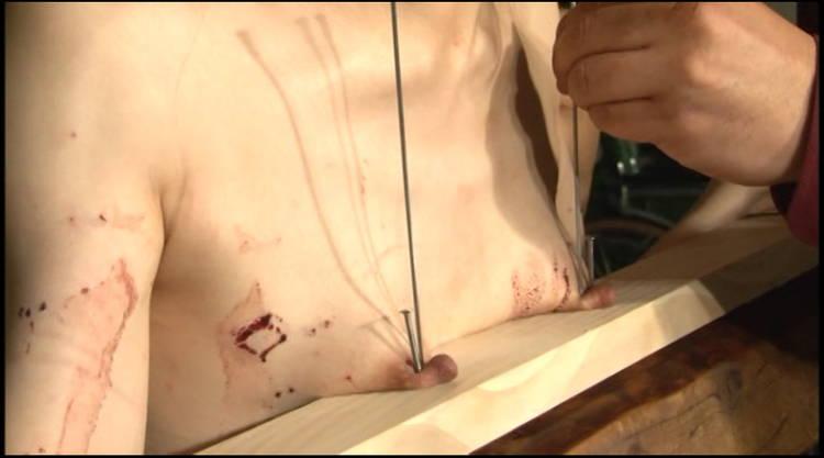 乳首針貫通や縫合SM…8