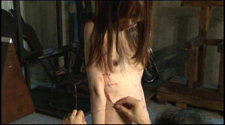 乳首針貫通や縫合SM…10