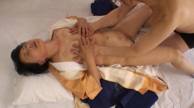 70年生き抜いた古希熟女…6