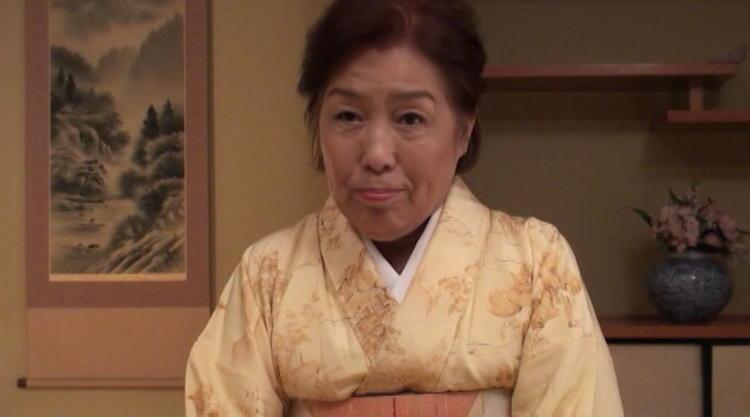 70年生き抜いた古希熟女…7