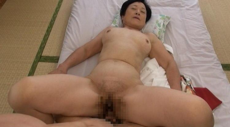 70年生き抜いた古希熟女…14