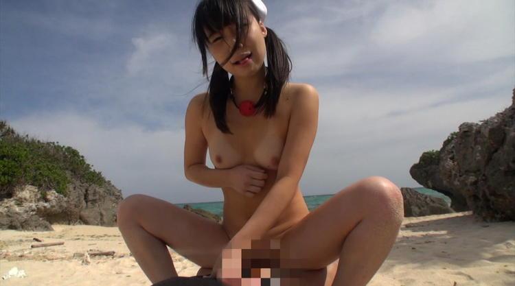 野外セックスが大好きな女の子…3